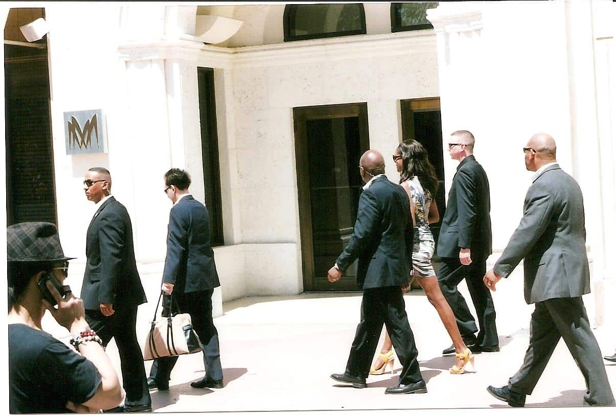 bodyguard beverly hills